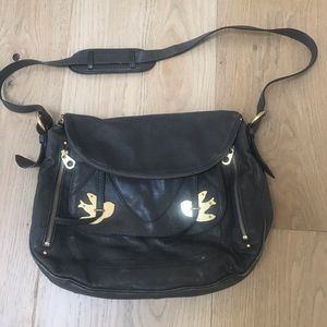 Marc by Marc Jacobs Grey Leather Bag